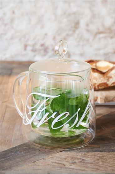 Czajniczek do herbaty Teapot Riviera Maison