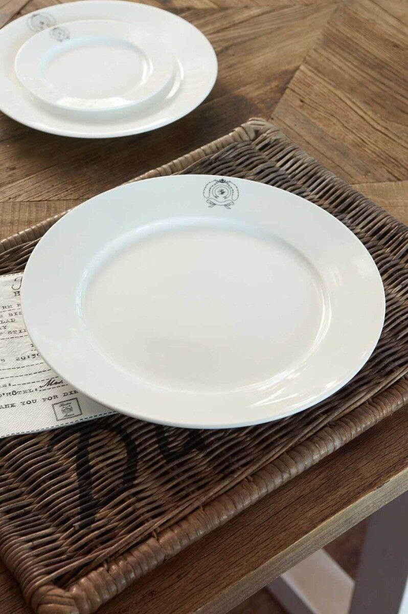 Talerz Classic Dinner śr.28 cm Riviera Maison