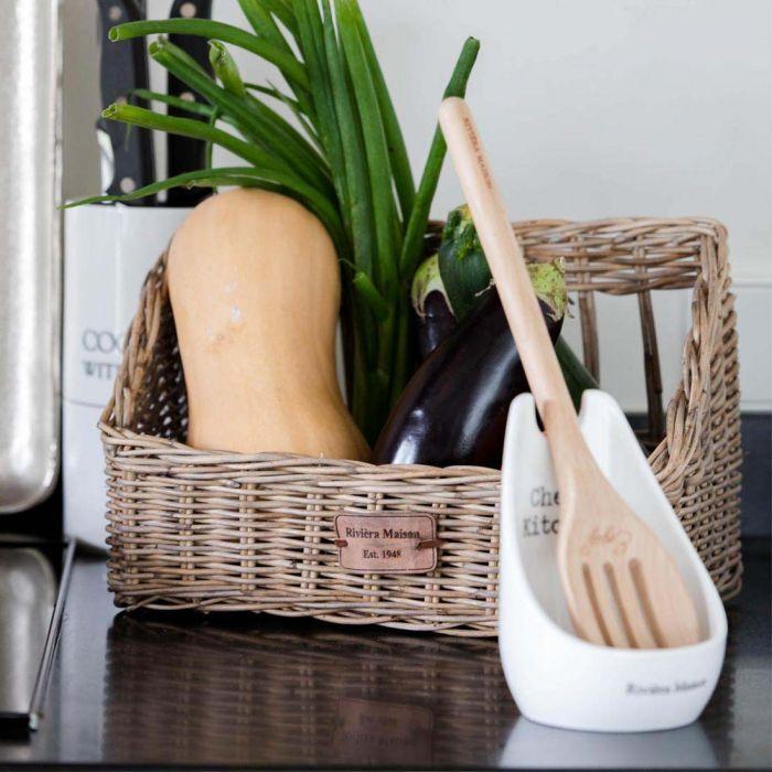 Stojak Chef's Kitchen Spoon Holder 18x11x11cm