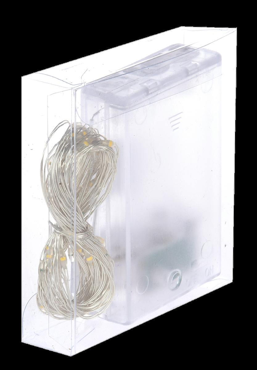 Lampki choinkowe LED na baterie 20 lampek