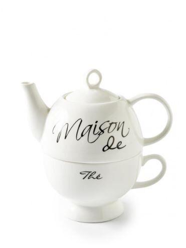 Czajniczek Maison De The 11x15,5x16 cm Riviera Maison