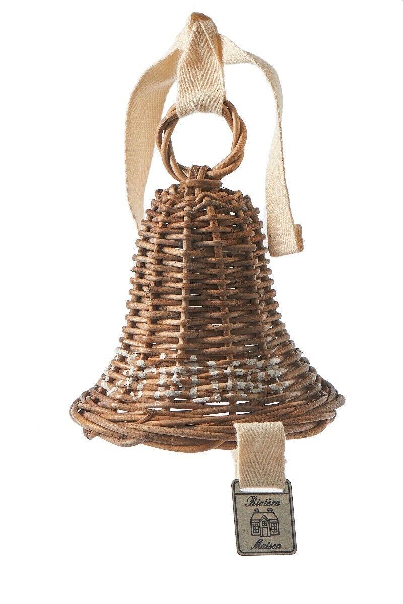 Dzwonek choinkowy RM 10x10x18 cm