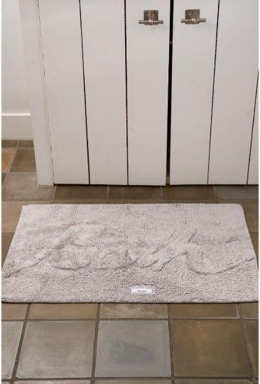 Dywanik łazienkowy Bath Stone 30x30x10 cm