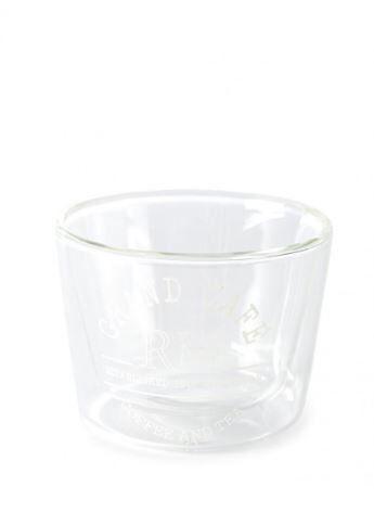 Szklanka Grand Cafe Glass S 8,5x6,5 cm Riviera Maison