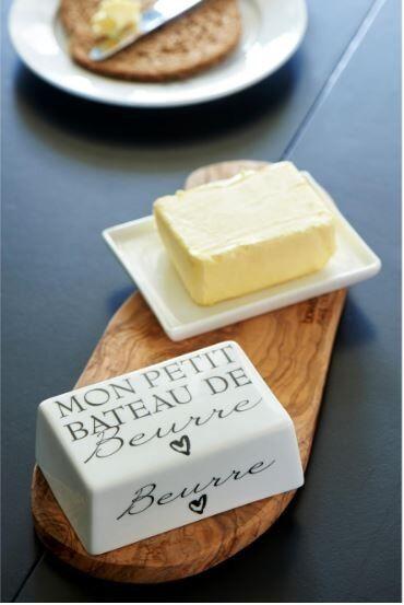 Maselniczka Beurre Butter Riviera Maison