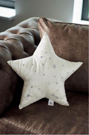 Poduszka dekoracyjna Star Pillow 45x45cm Riviera Maison