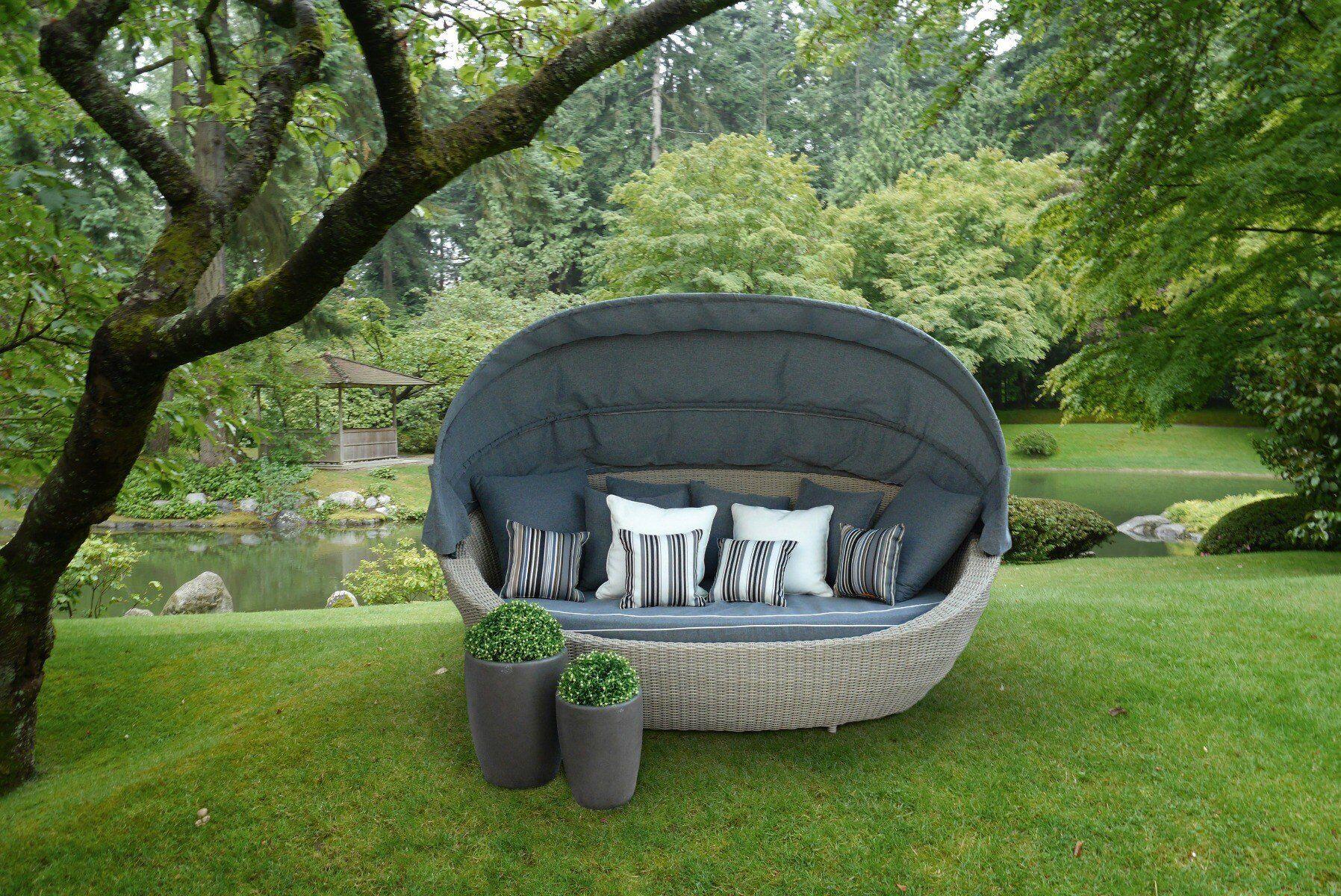 Sofa z zadaszeniem Cloud 230x133x87cm
