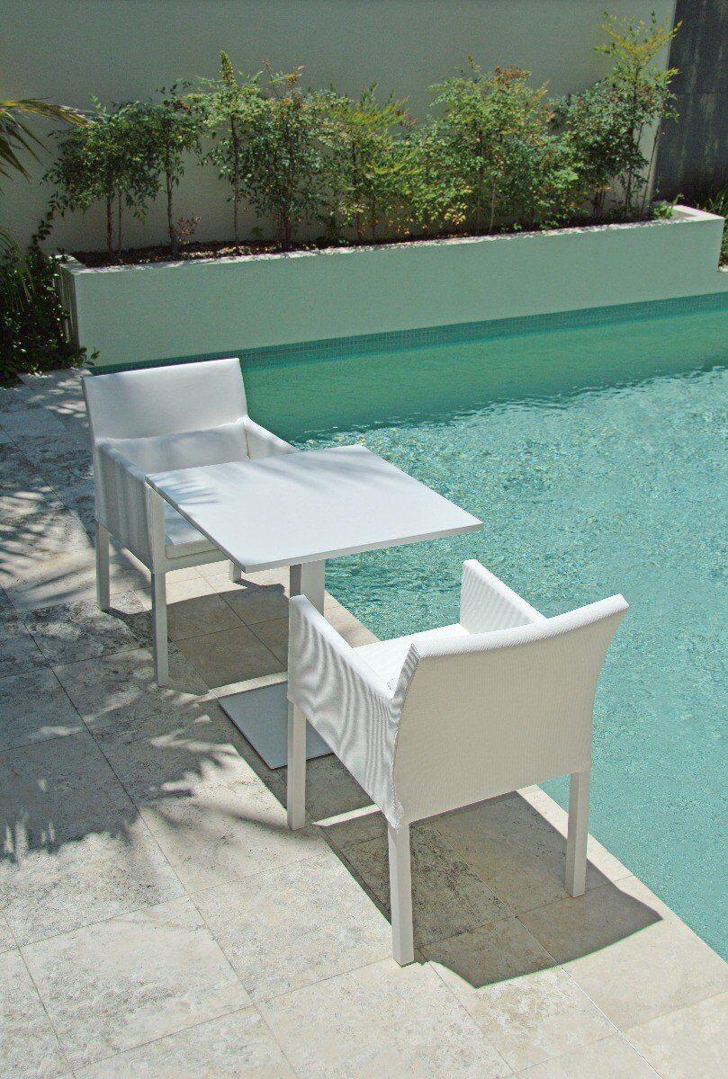 Stół bistro Faro 120x80x74 cm