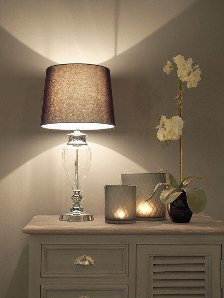 Lampa stołowa Audrey 33x33x71cm
