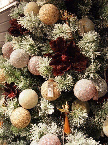 Bombka Noel 8cm