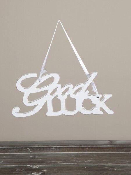 Zawieszka na drzwi Good Luck 9x22x9 cm Riviera Maison