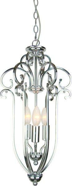 Lampa wisząca Isabelle 28,5x55 cm
