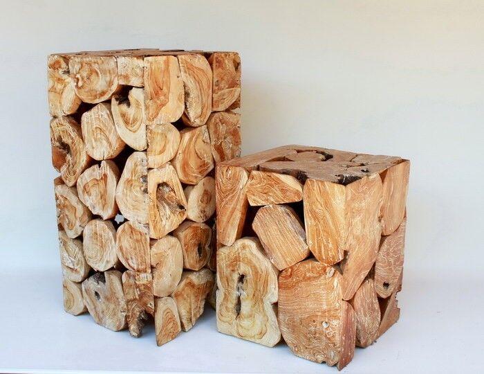 Stolik Root  40x40xH45cm