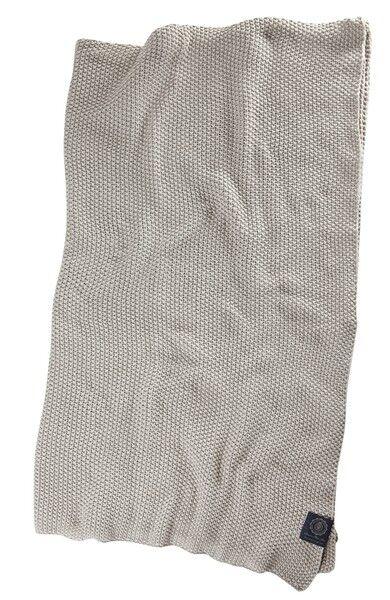 Pled Moss Knit 120x180 cm