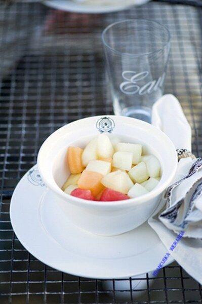 Miseczka śniadaniowa Classic Cereal FI 15x9 cm Riviera Maison