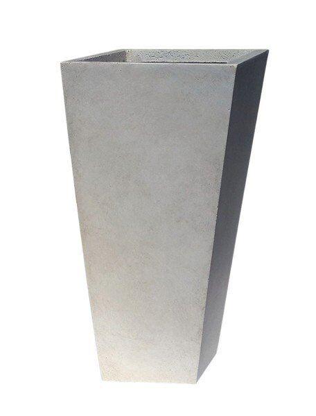 Donica ogrodowa ceramiczna  40x40x93cm