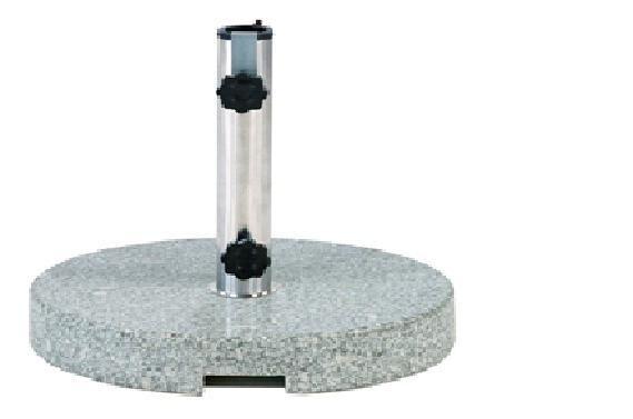 Baza do parasola granitowa 45kg