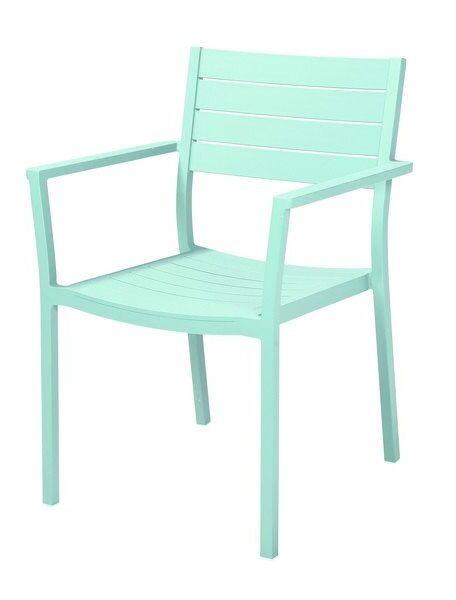 Krzesło ogrodowe obiadowe Collins 57x59x52cm