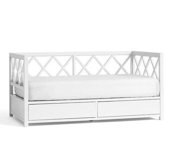 Rama do łóżka Randa 210x95x94cm