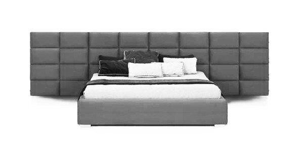 Łóżko Melisandre z pojemnikiem na pościel 374x230x93cm