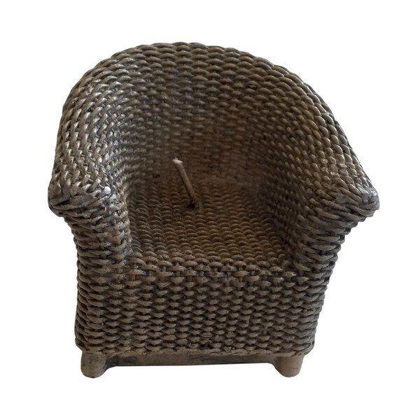 Świeca fotel 7cm
