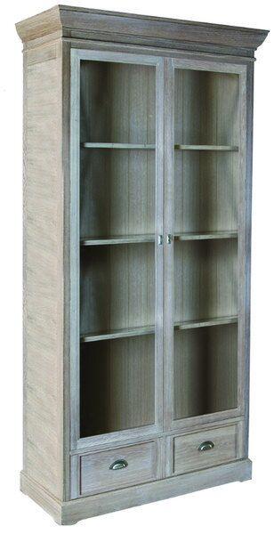 Witryna Mormont 2d2s 109,5x44,5x220cm