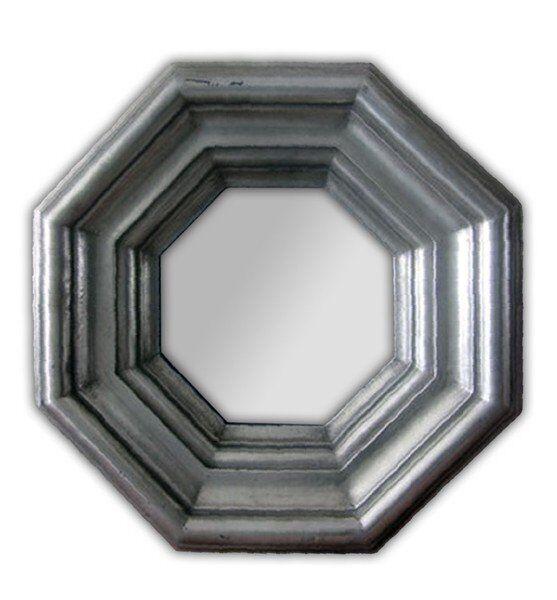 Lustro Maravillo Hexa 40x40 cm