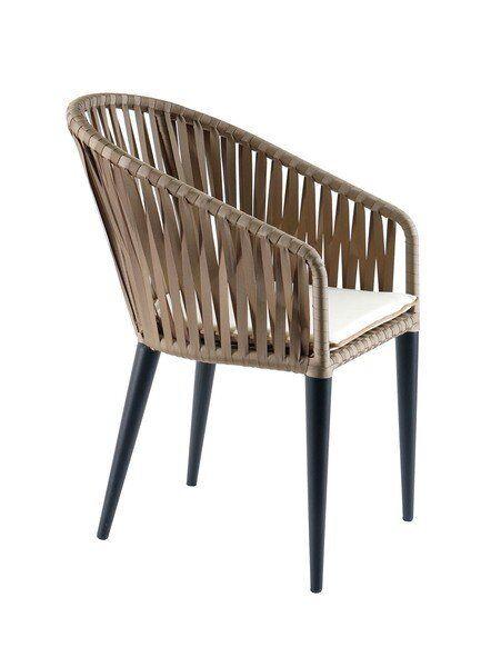 Krzesło obiadowe Maui 58x62x81cm