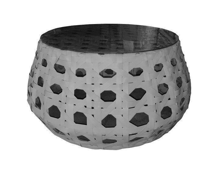 Stolik kawowy Alhambra okrągły 80x38cm