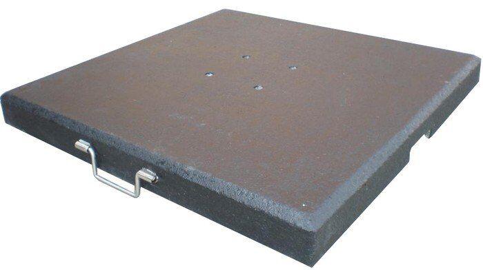 Baza do parasola Kos/Granada 90kg z kołami i uchwytem