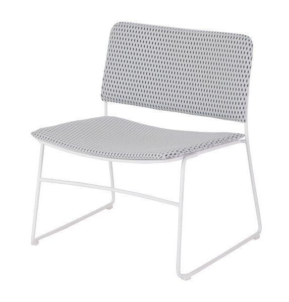 Krzesło ogrodowe Stack XL 61x73,5x66cm