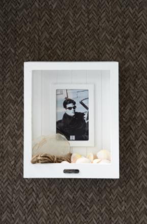 Ramka na zdjęcia Sylt 24x8x29 cm Riviera Maison