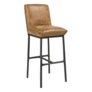 Krzesło barowe Harlaw 44x53x113cm