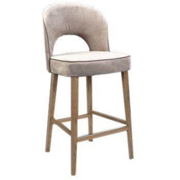 Krzesło barowe Frey 54x58x115cm