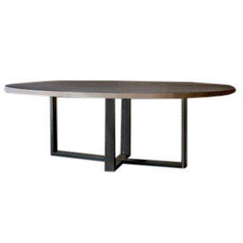 Stół obiadowy owalny Oberyn