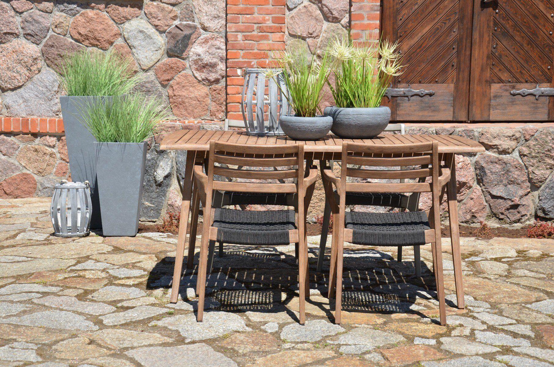 Stół ogrodowy Karen 160x90x78 cm