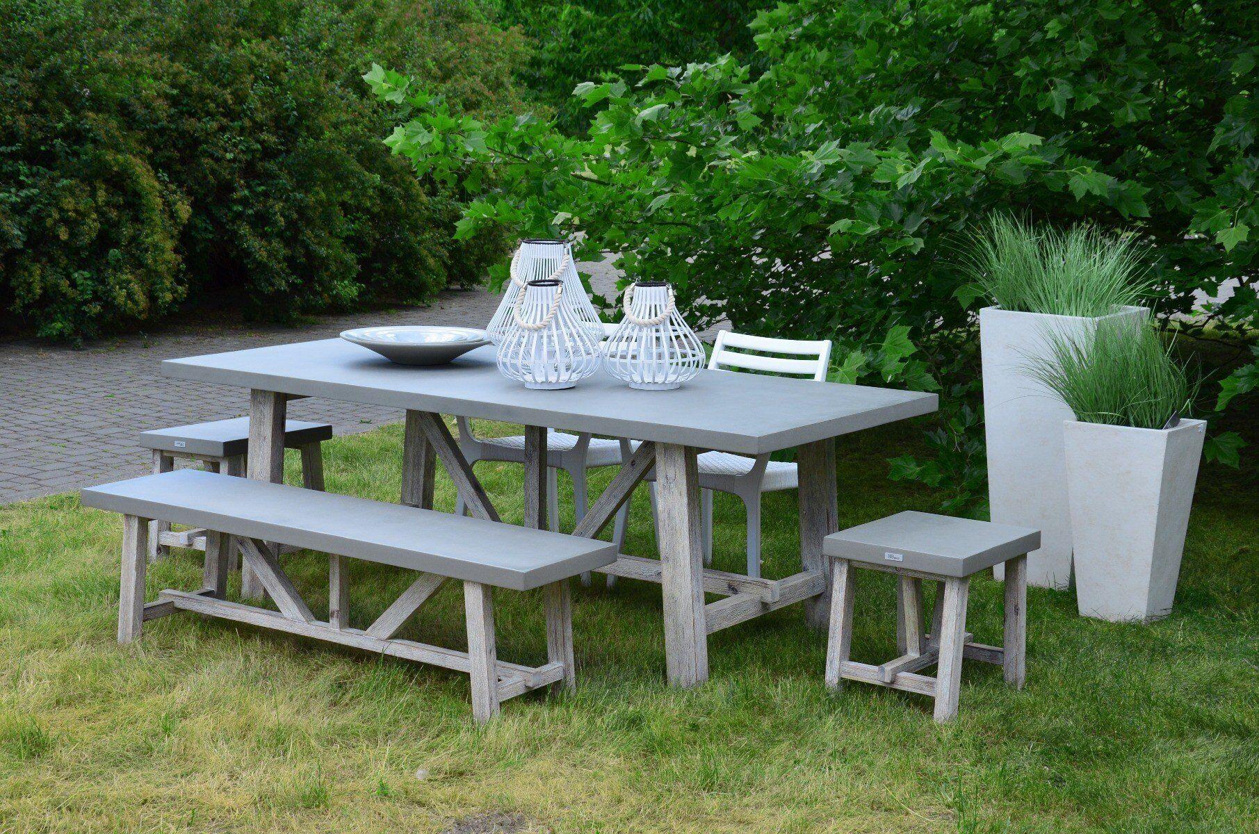 Stół ogrodowy Klosters 220x100x75 cm