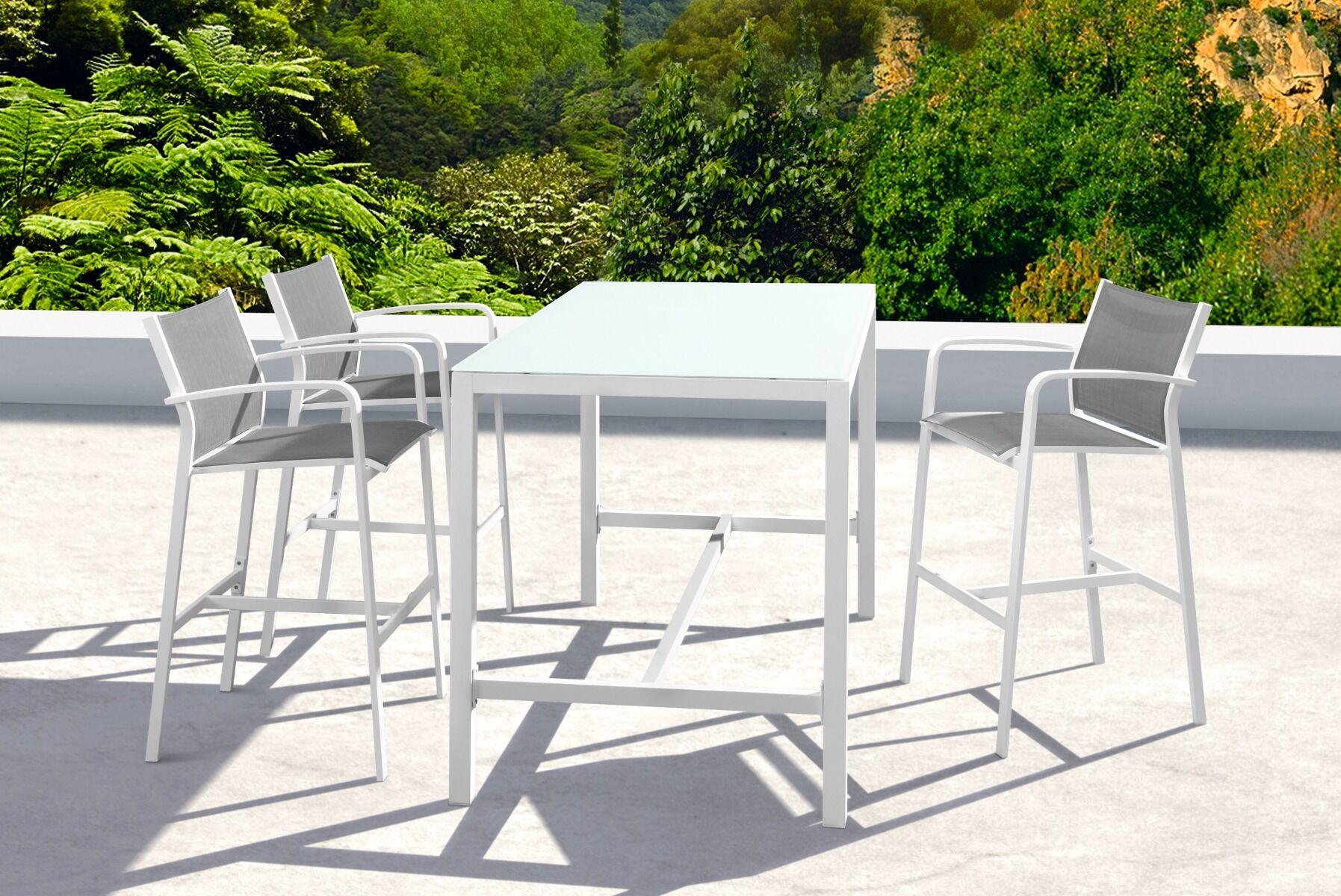 Stół  Barowy Faro 70x70x106 cm