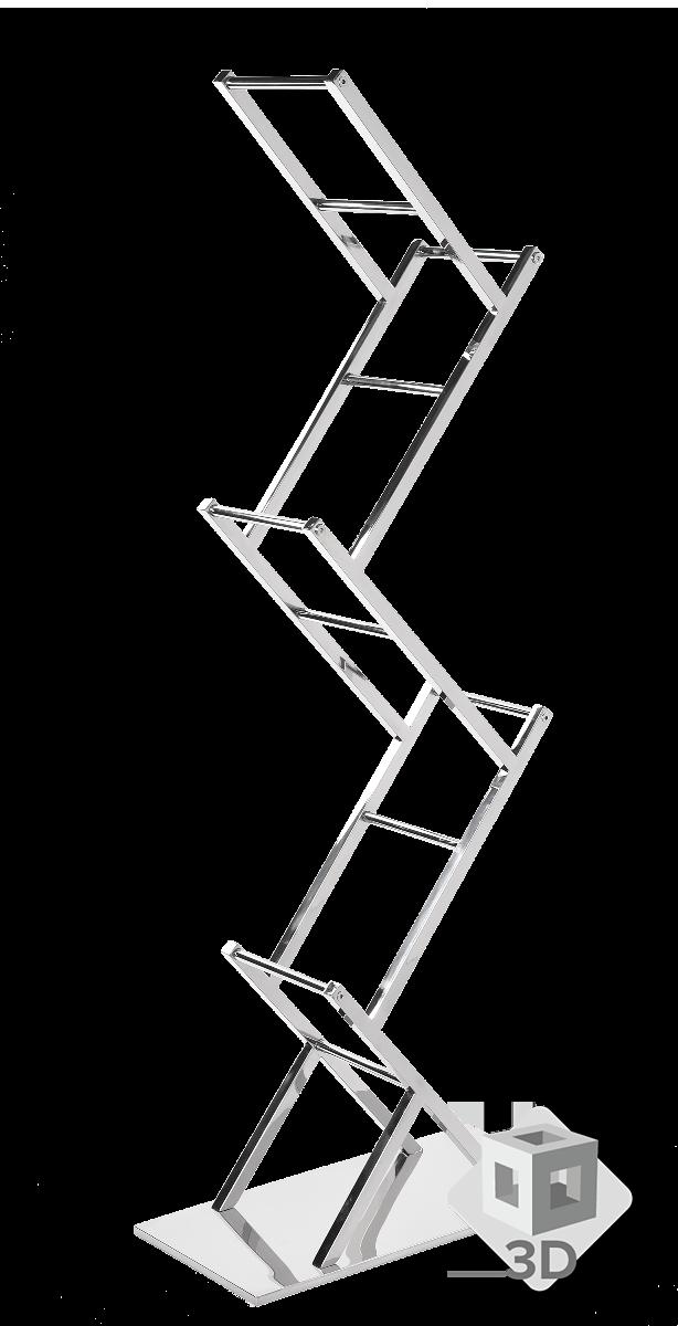 Display Soho 60x30x160cm