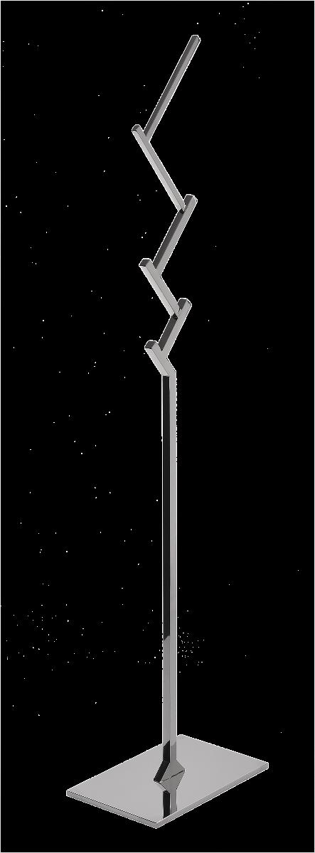 Wieszak Soho 40x26x165cm