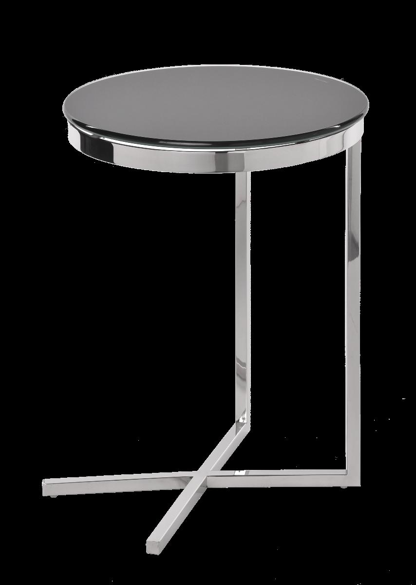 Stolik boczny okrągły Madison 45x45x60 cm