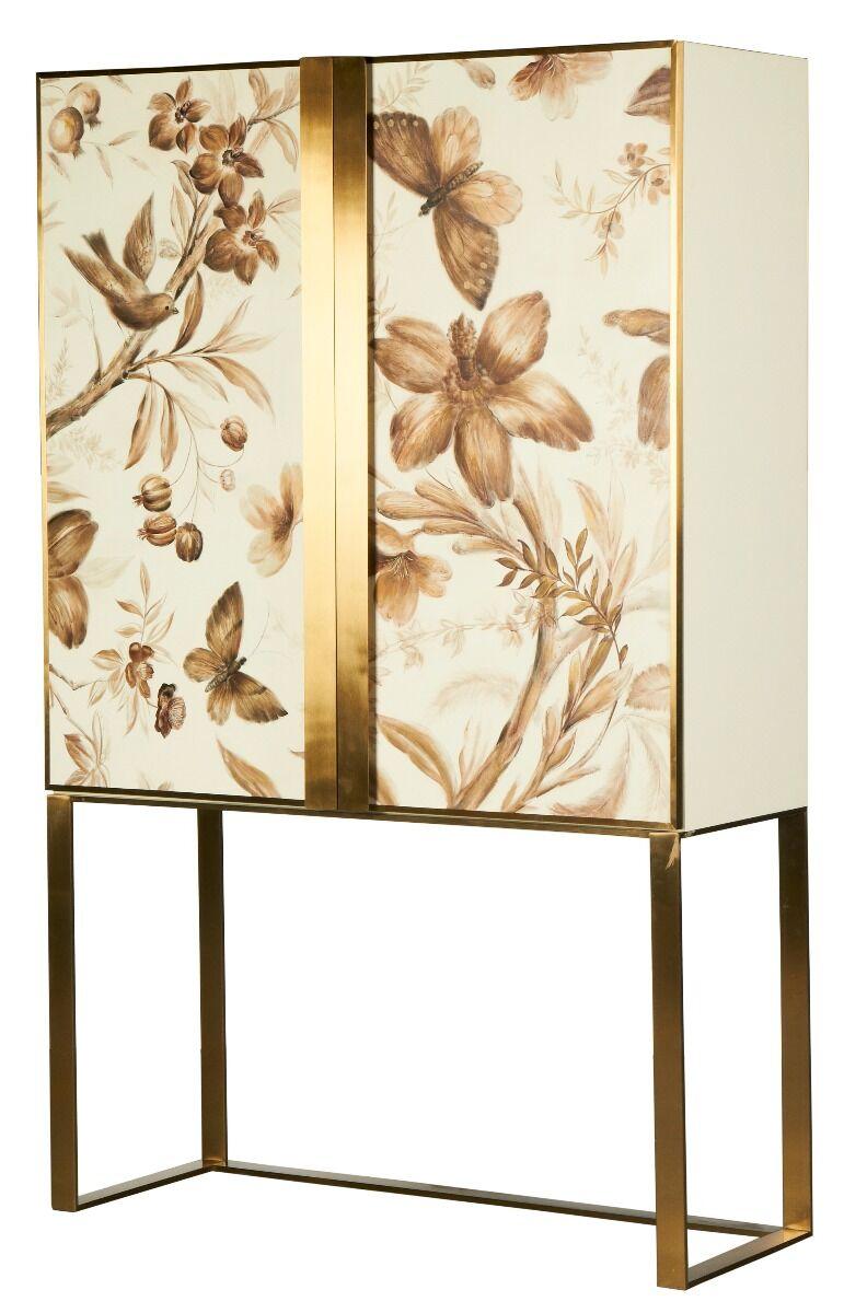 Komoda Flower 120x47x190cm