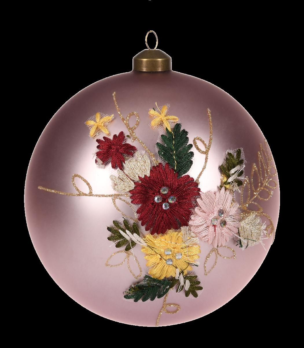 Bombka ornament mat 15cm