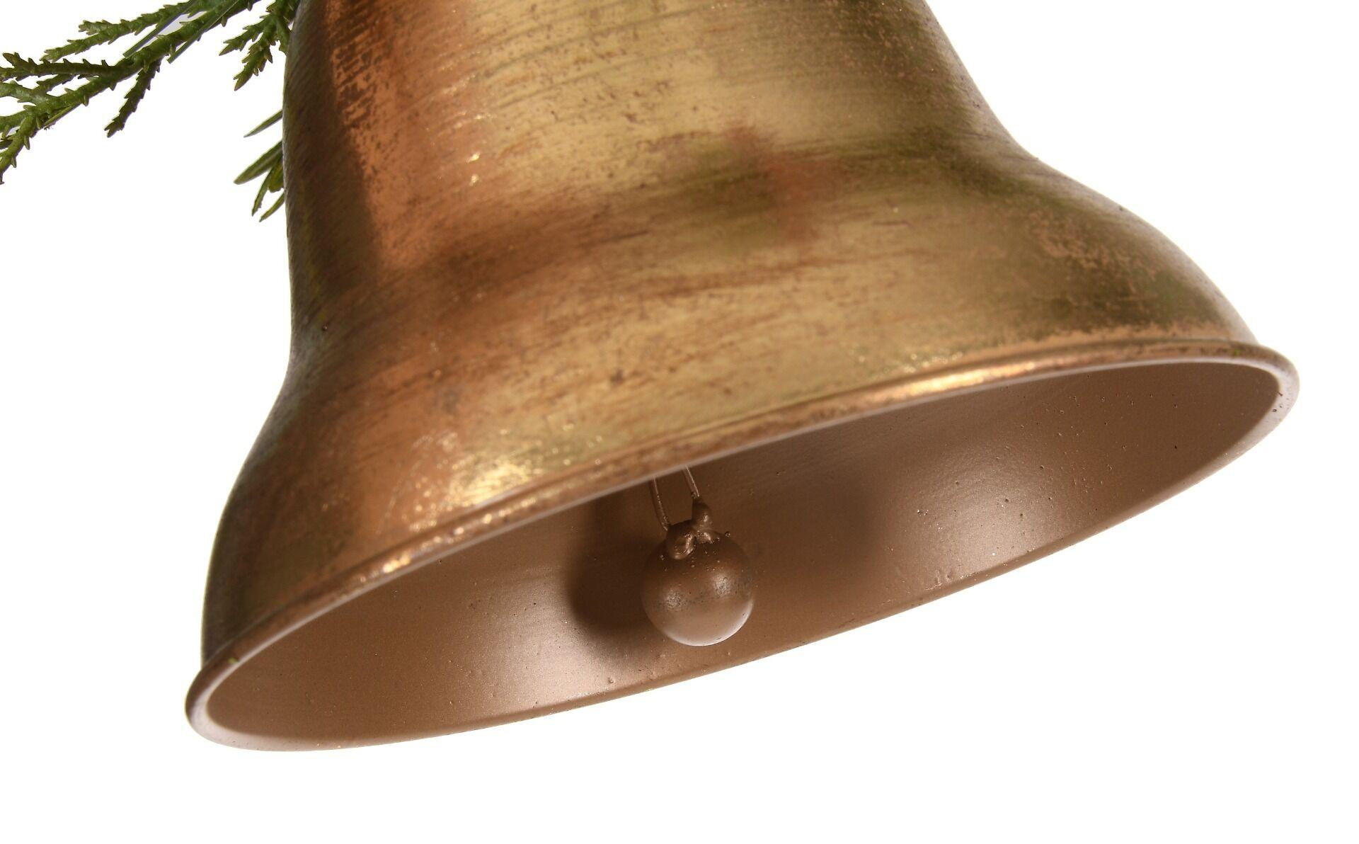 Girlanda świąteczna z dzwonem 100x23x14cm