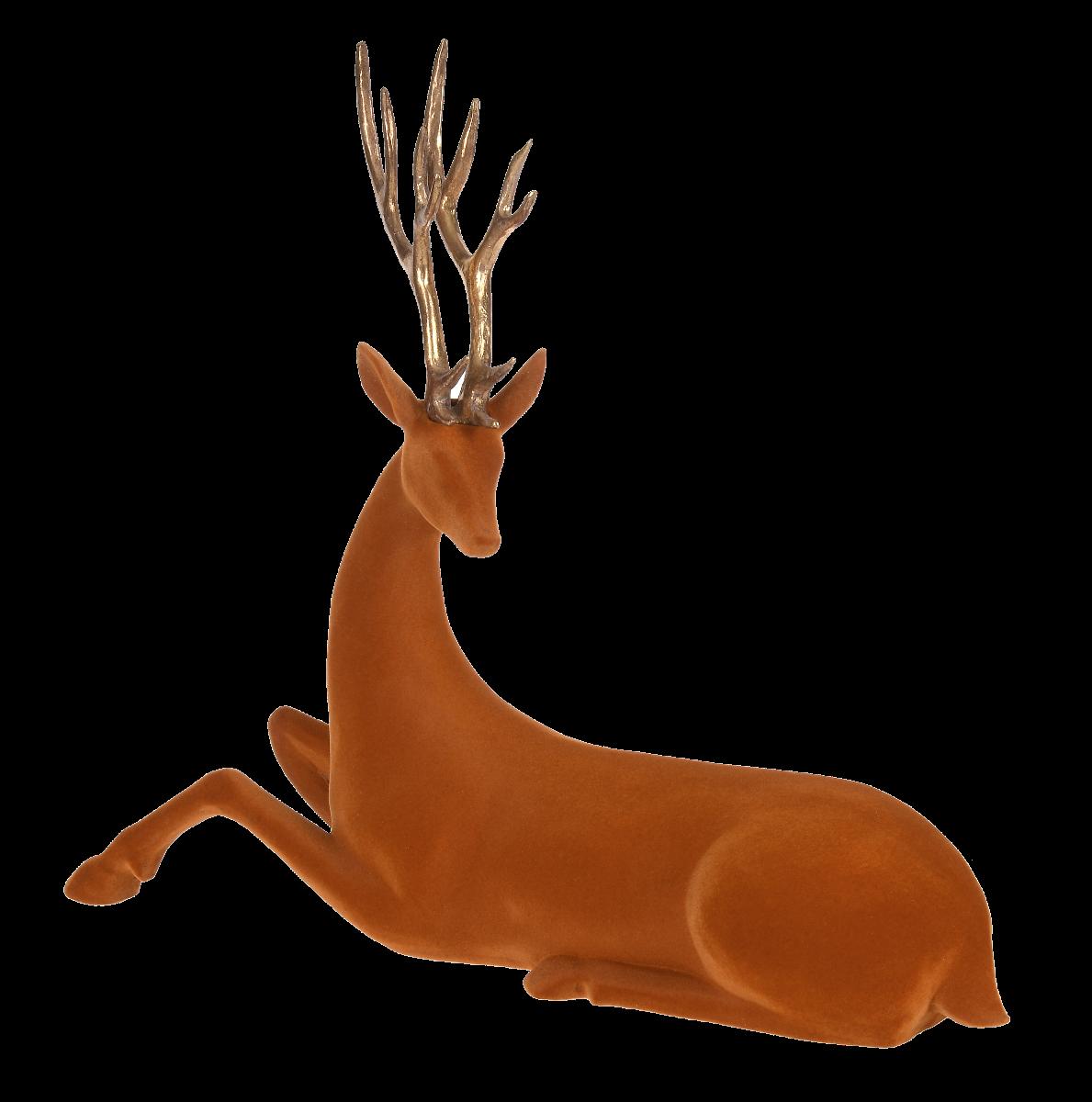 Figurka jeleń numer 1 40x10x34cm