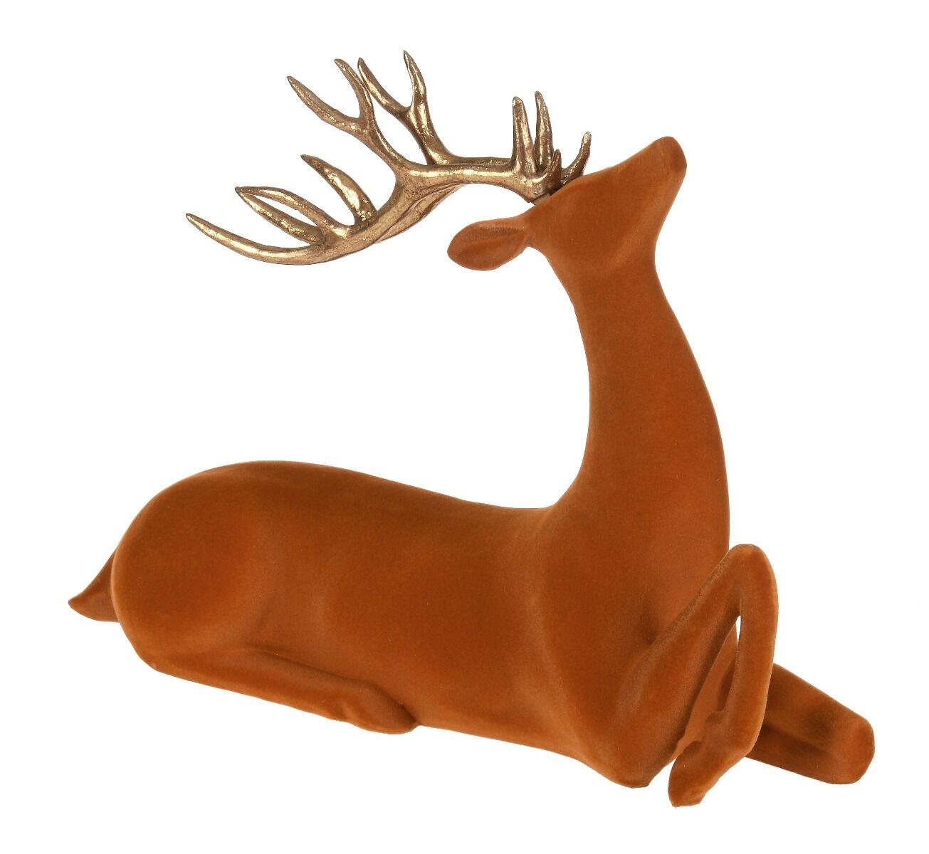 Figurka jeleń numer 2 35x10x26cm