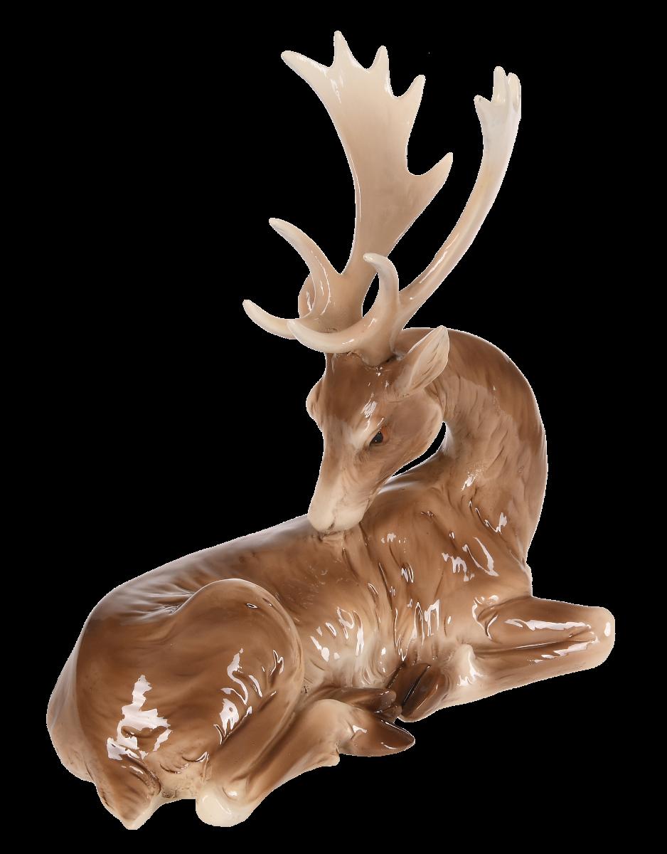 Figurka Jeleń 29x17x27cm