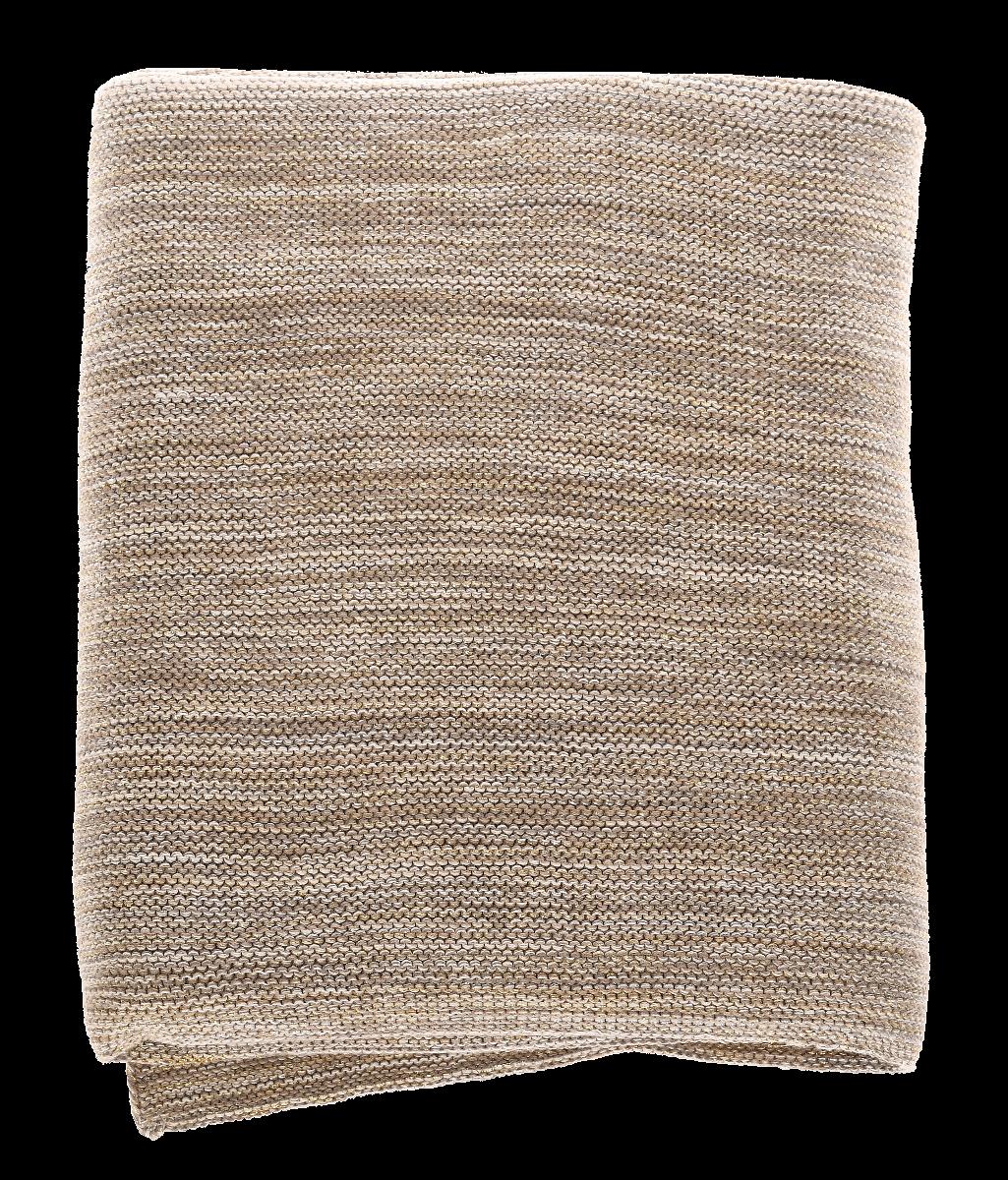 Koc Glitter Olive 125x150cm