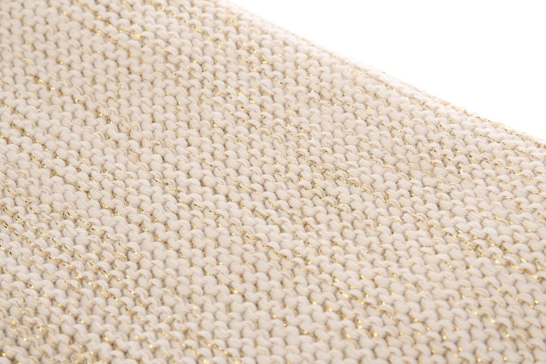 Koc Glitter Gold 125x150cm