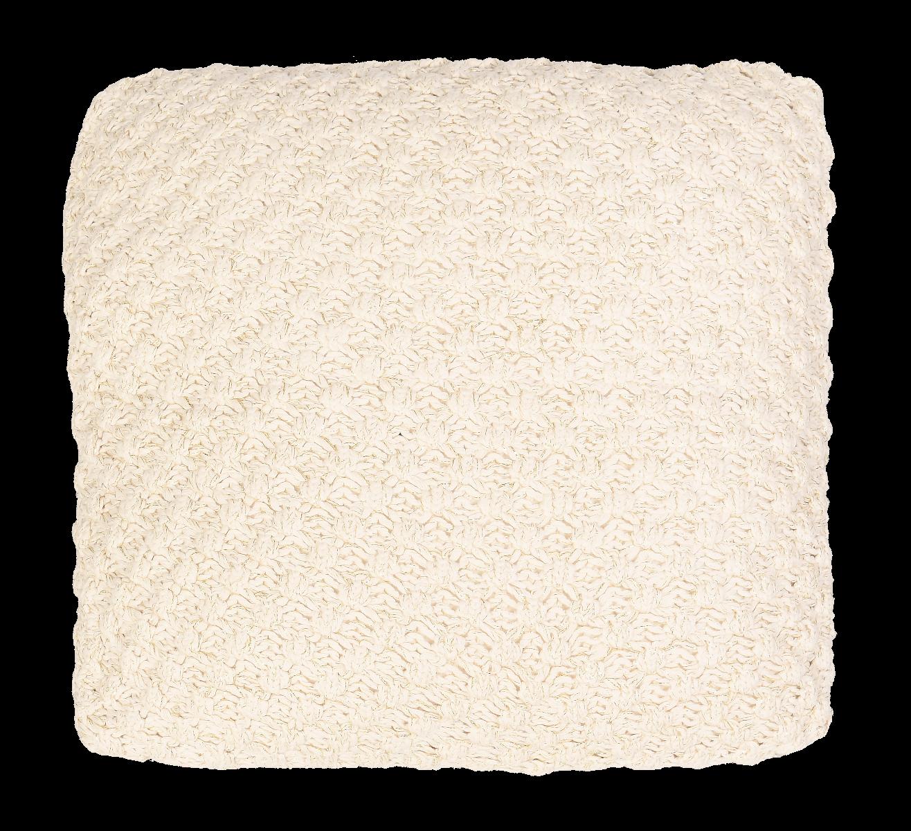 Poduszka Glitter Gold  45x45x20cm